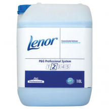 Lenor Fabric softener 10lt .