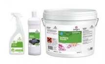 Sanitising Sprays, Wipes & Powders