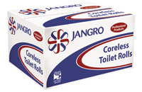 Jangro Coreless 2 Ply Toilet Rolls