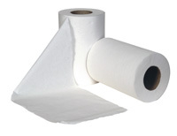 JANGRO MINI CENTREFEED 2ply White 20cm x 60mtr Shrink wrap