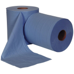 Blue Centrefeed 2 ply 20gsm, 150m /shrink-wrap