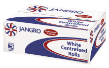 White Centrefeed 2 ply 20gsm, 150m /shrink-wrap