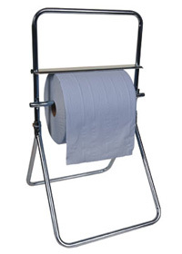 2 PLY MONSTER ROLL, Blue, 20gsm, 28cm x 400m (1000 sheet)