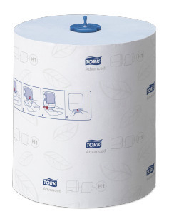TORK Matic Soft Hand Towel Roll 150mtr Blue 2ply