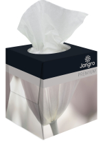 JANGRO SOVEREIGN CUBE FACIAL TISSUE 2ply 70 sheet
