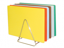 Chopping Board Set (6 Boards & Stand)