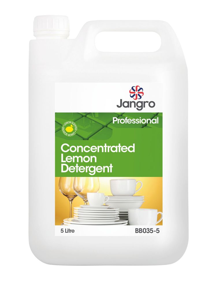 Concentrated Lemon Detergent