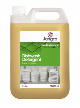 Dishwash Detergent for Hard Water