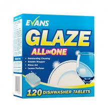 Glaze All-In-One Dishwash Tablets