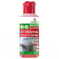 JANGRO W1 WASHROOM CLEANER & DESCALER, ENVIRO CONCENTRATED