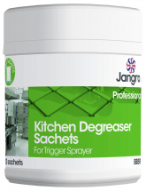 JANGRO KITCHEN DEGREASER SACHETS for TRIGGER SPRAYS
