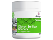 JANGRO KITCHEN SANITISER SACHETS for mopping