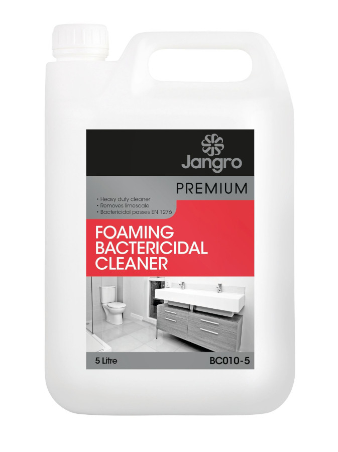 Foaming Bactericidal Cleaner