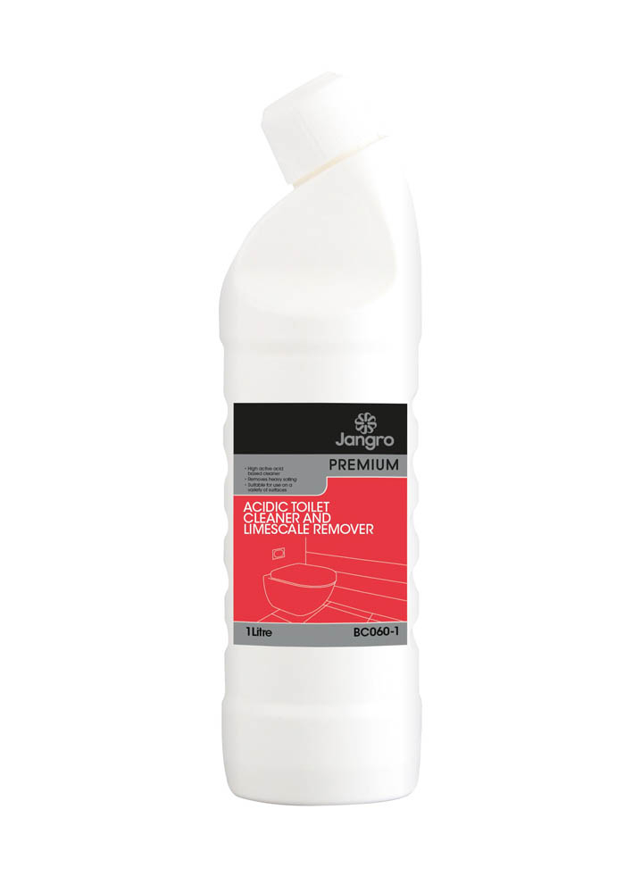 Acidic Toilet Cleaner & Limescale Remover