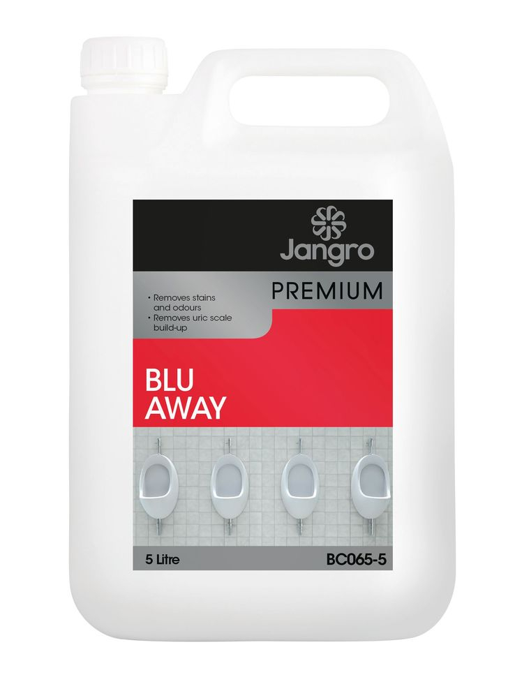 PREMIUM JANGRO BLU AWAY, 5 ltr ** Enzyme cleaner