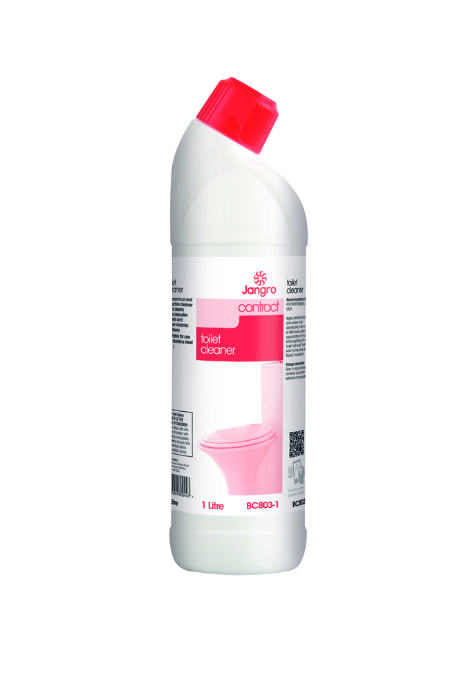 CONTRACT TOILET CLEANER, 1 ltr