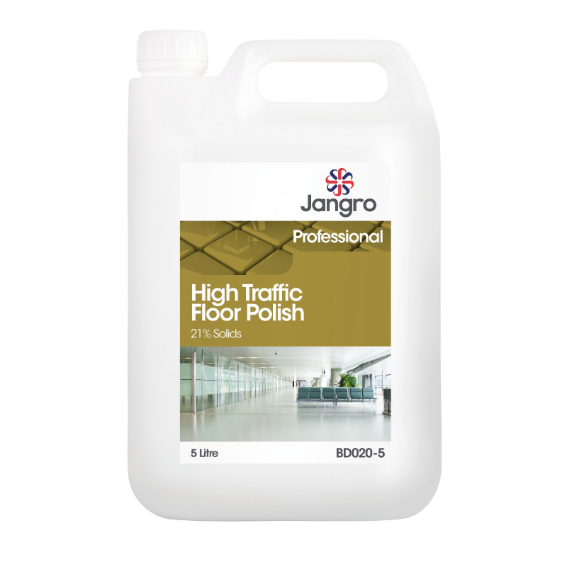 High Traffic Floor Polish 21% Solids