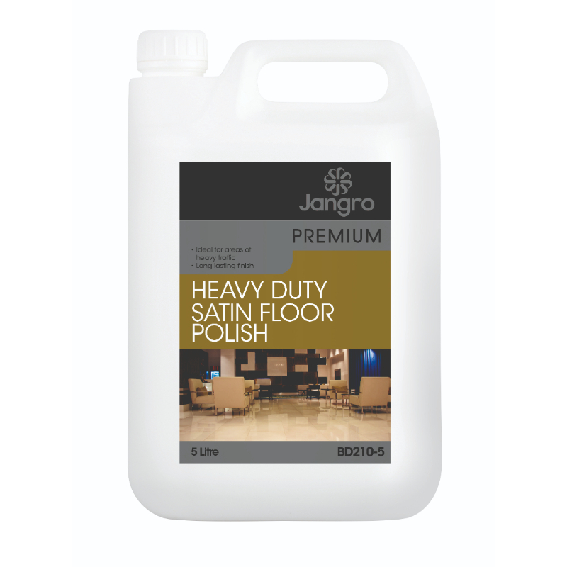 JANGRO PREMIUM HEAVY DUTY SATIN FLOOR POLISH