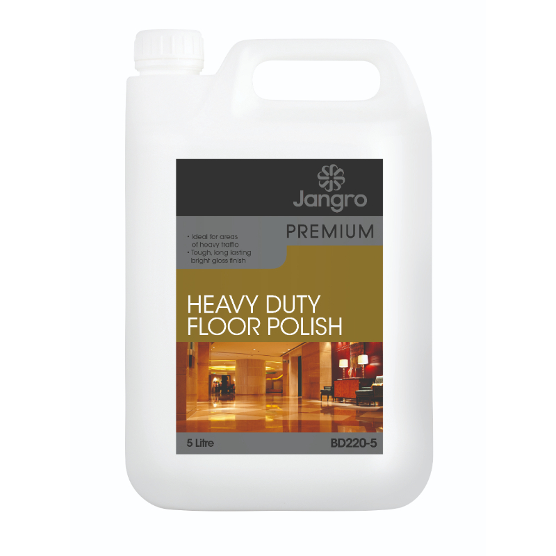 JANGRO PREMIUM HEAVY DUTY FLOOR POLISH