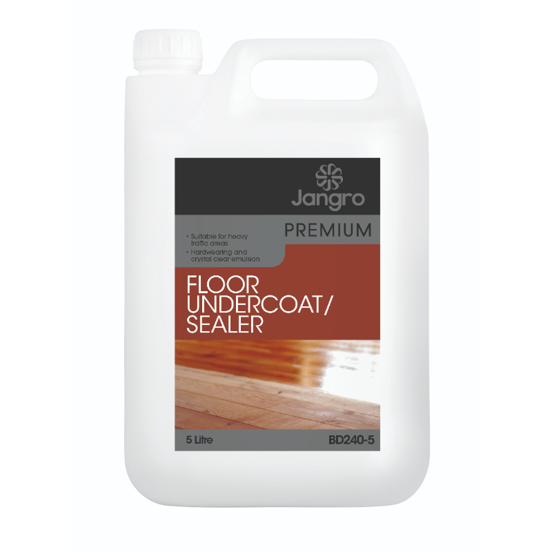 JANGRO SOVEREIGN FLOOR UNDERCOAT/SEALER