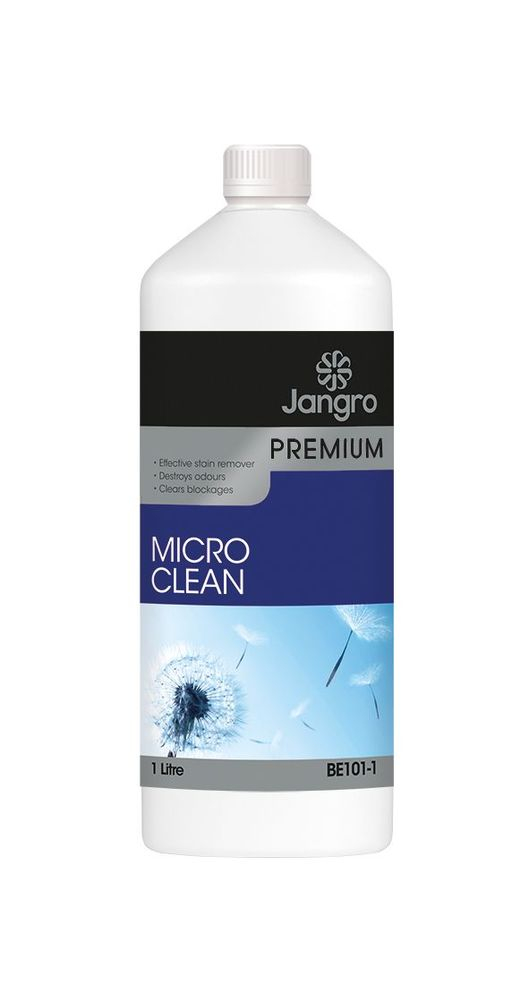 PREMIUM MICRO CLEAN STAIN & ODOUR REMOVER-enzyme digester