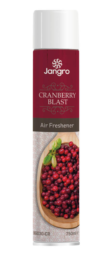 Giant Aerosols - super power air fresheners - Cranberry