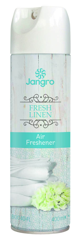 JANGRO AIR FRESHENER Fresh  Linen 400ml