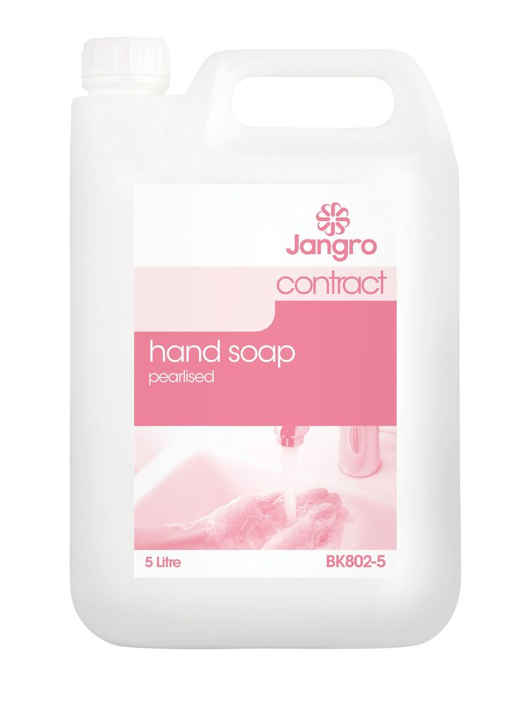 CONTRACT HAND SOAP, Pearlised 5 ltr