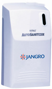 Autosanitiser Dispenser in White