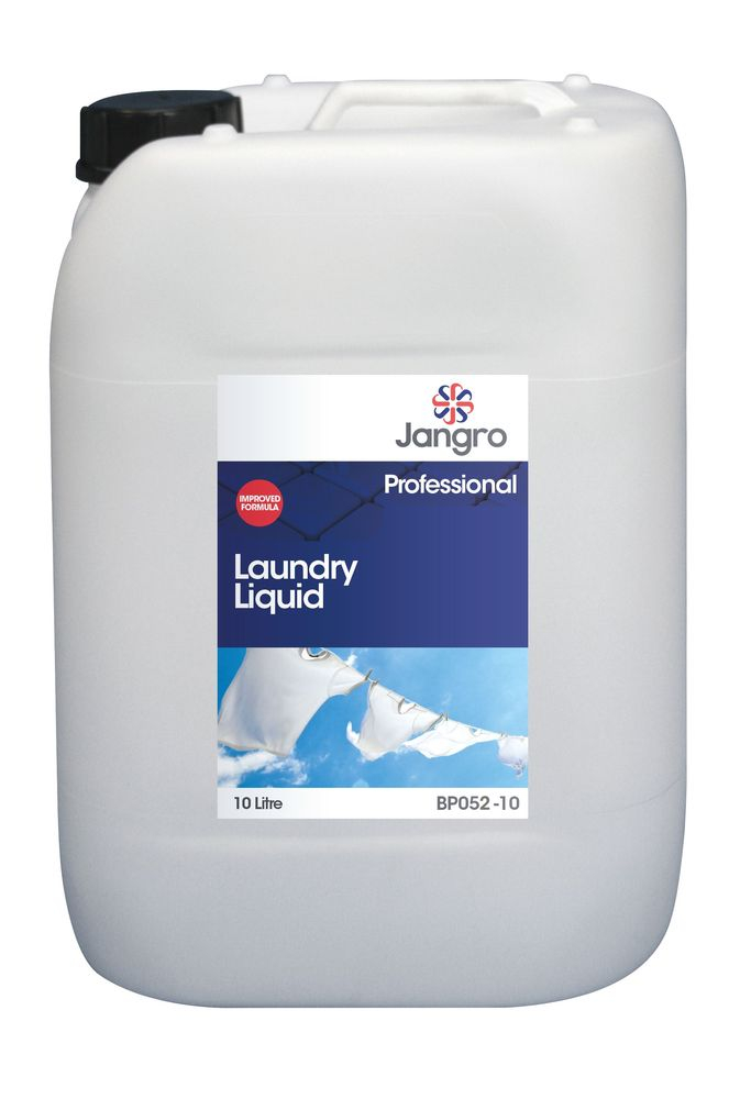 JANGRO LAUNDRY LIQUID 10 Litre New Formulation