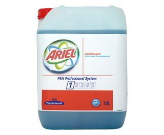 ARIEL PROFESSIONAL CONCENTRATE LAUNDRY LIQUID 10Ltrs