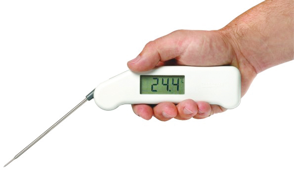 THERMAPEN White Thermometer -49.9 to +299.9c