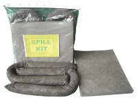 Jangro Spill Kit - General Purpose (10 x pads, 4 x socks, waste bag & latex gloves)