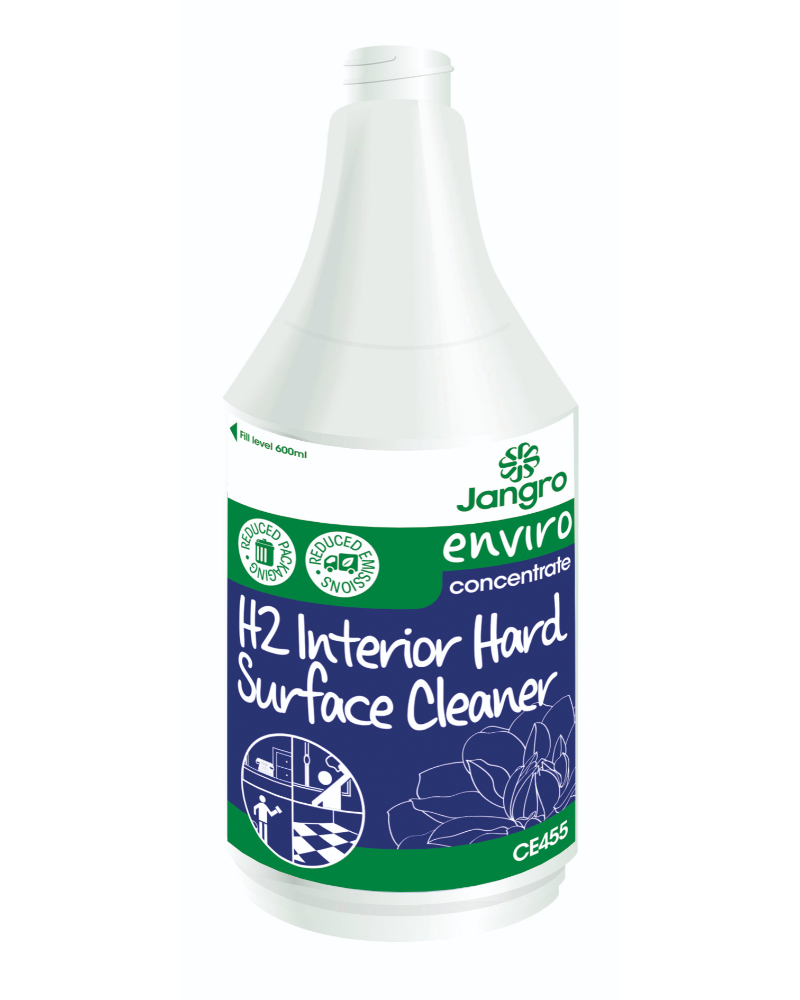 TRIGGER BOTTLE FOR H2 CONCENTRATED RANGE-Hard Surf