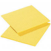 Jangro All Purpose Cloths (Large) Yellow (Sheet 38x50cm)
