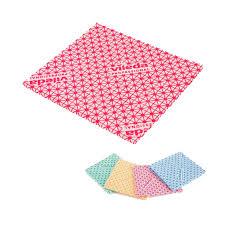 Vileda Professional Glass Cloth.Vileda Clothsvileda Cloth Medium Red Jangro Leicester Ltd