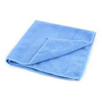 MICROFIBRE CLOTH 40x40cm Blue
