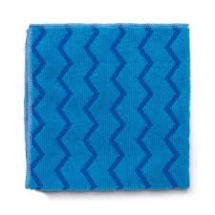Microfibre High Quality Cloth 40.6cm x 40.6cm Blue
