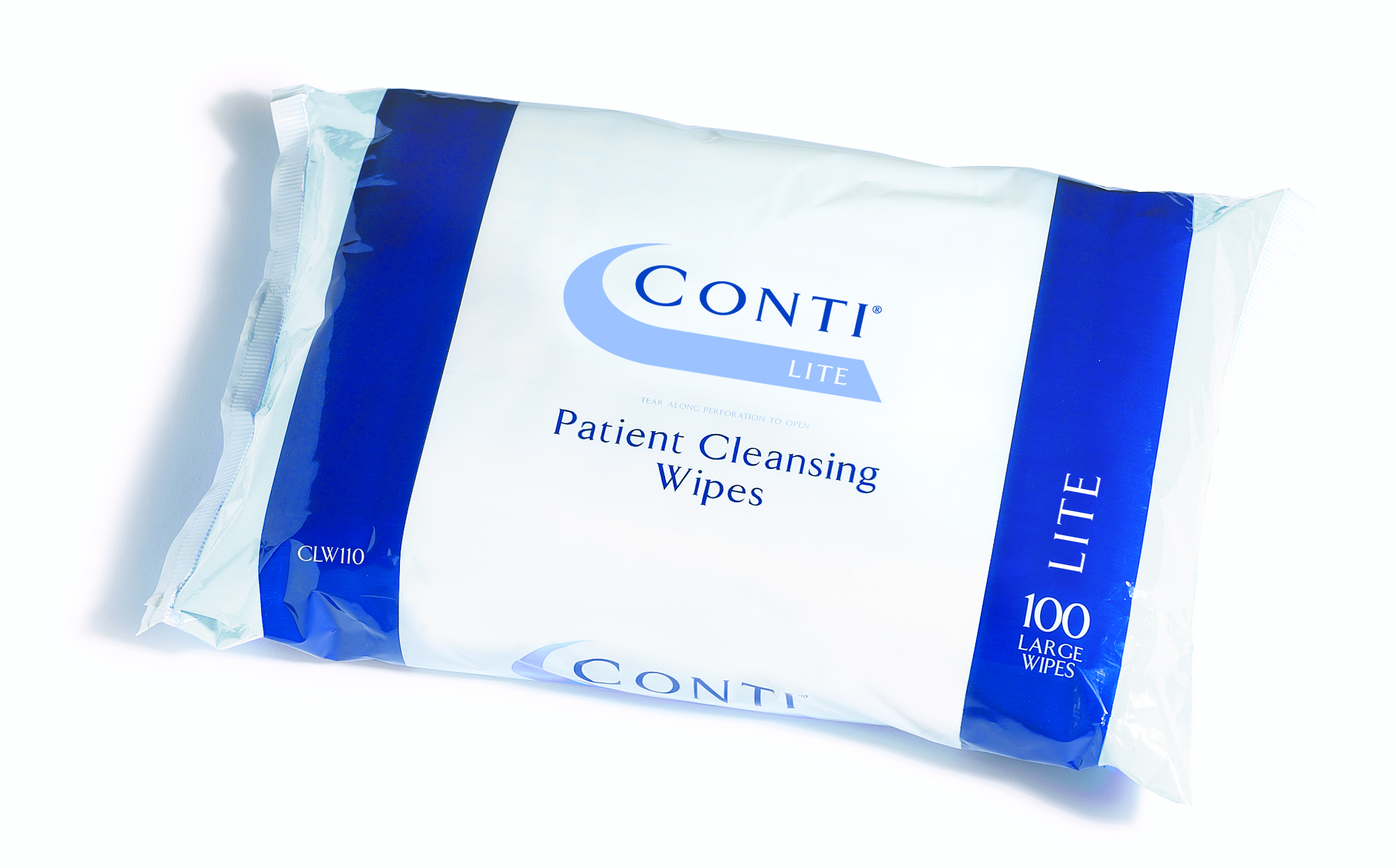 CONTI LITE DRY PATIENT WIPES 30x32cm