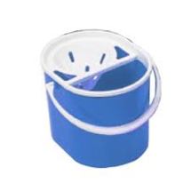 Oval Mop Buckets - Blue