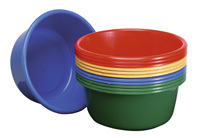 Washing up Bowls - Green 14inch Round