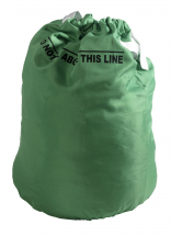 Safeknot Bag 70x101cm Green .