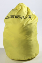 Safeknot Bag 70x101cm Yellow .