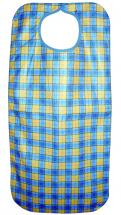 H/D Clothing Protector Apron SnapClosure 45x90cm Yellow che