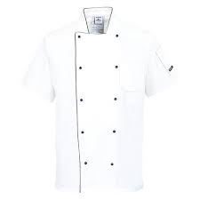 Somerset Chefs Jacket White XXL