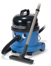 NUMATIC CHARLES WET & DRY VACUUM with Kit 240v Blue