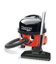 NUMATIC HENRY COMMERCIAL VAC NRV200-11 with A1 tool kit Red