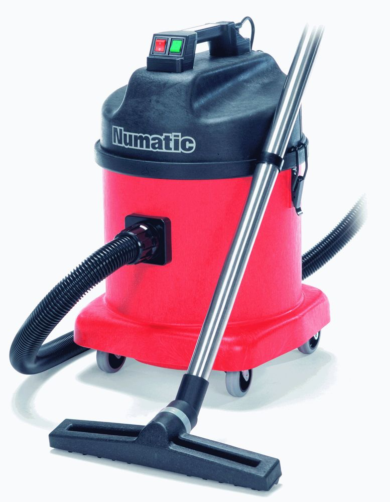 NUMATIC NVDQ570 Industrial Dry Vac 2400W 23ltr with Kit
