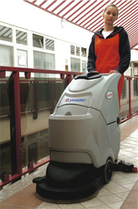 Jangro CT40 B50 Scrubber Dryer