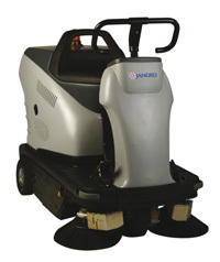 Jangro Genius 1050E Sweeper